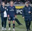 Photos du match PSG 0-1 Nice depuis la pelouse