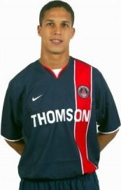 Talal El Karkouri (photo Christian Gavelle — PSG)