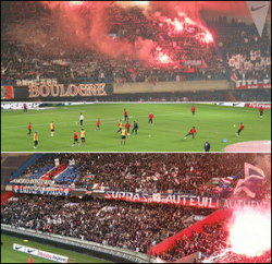 Reportage photos (2/2) : PSG 1-0 Lille (9/11)