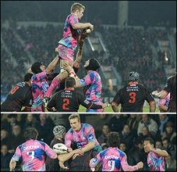 Photos de Stade Français 22-12 Toulon (2/2)
