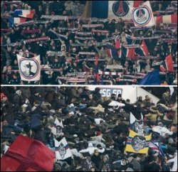 [Photos] PSG 4-0 Grenoble : les tribunes