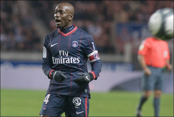 Claude Makelele (photo Éric Baledent)
