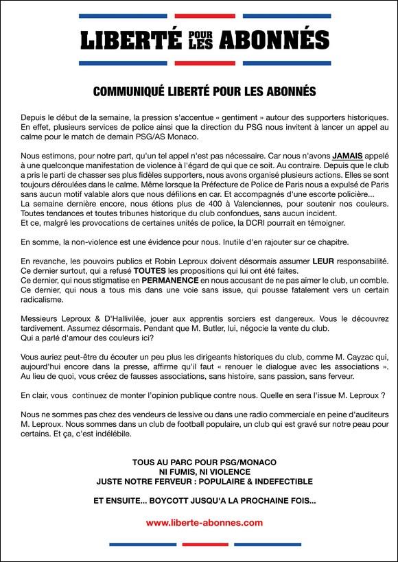 Les coulisses de la m diation psg supporters psg mag - Prefecture de police de paris bureau des associations ...